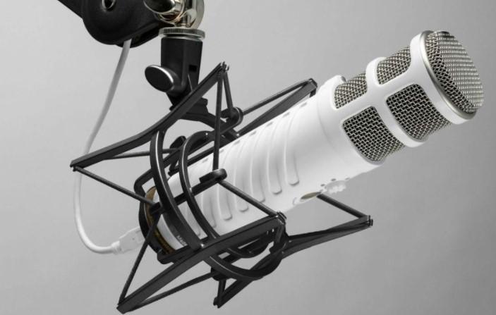 Rode-Podcaster